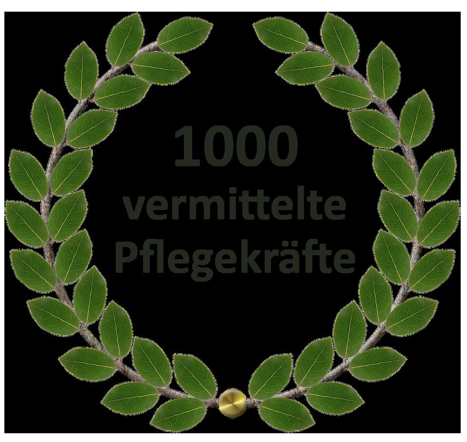 1000 zufriedene Familien
