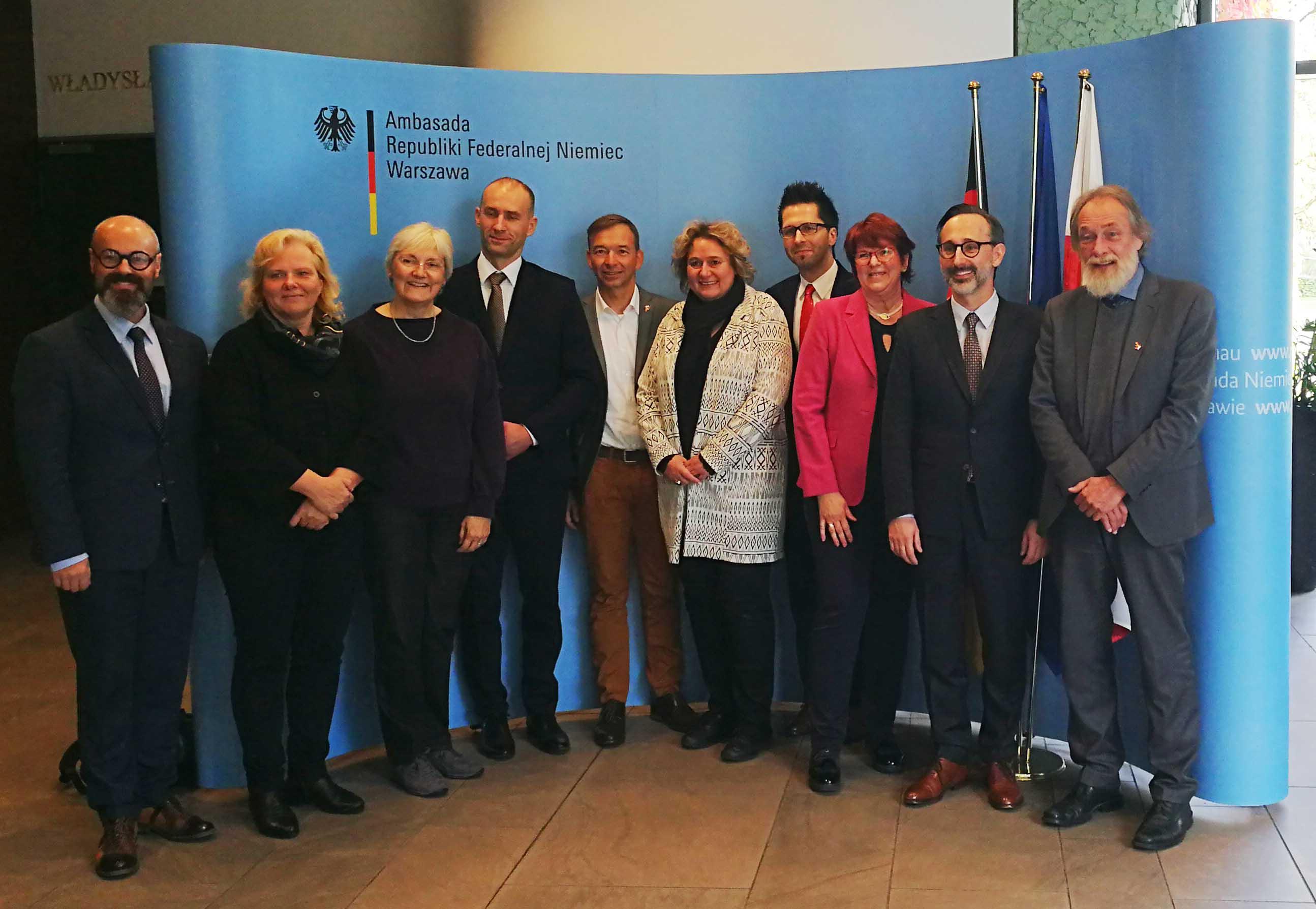 Europäische Konferenz am 10.10.2019 in Warschau